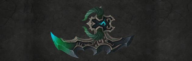 Légion - Les armes prodigieuses  Vengeance
