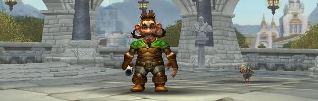 Le Gnome Chasseur pourrait voir le jour à Legion