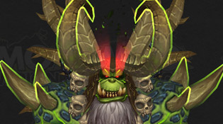 Gul'dans version Legion