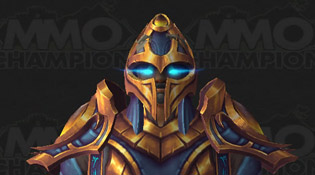 Ensemble d'armure Legion