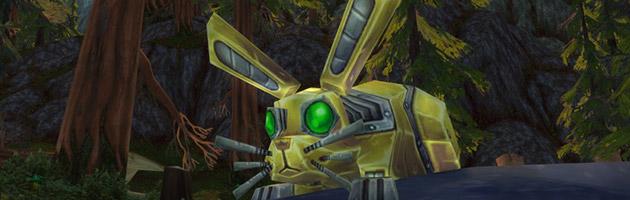 Legion : les Gnomes auront accès à la classe Chasseur Meca-familiers-chasseurs