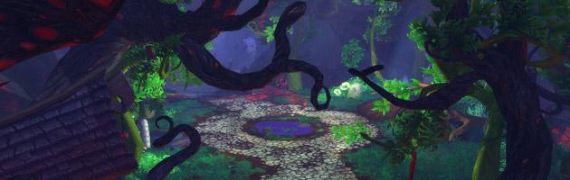 Capture d'écran de la prochaine extension Legion