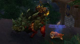 Héroes valide le meta haut-fait Tapage dans la jungle