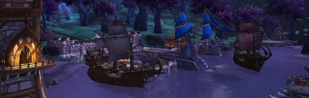 Posséder un chantier naval de niveau 3 et l'intégralité des bateaux vous sera très utile !