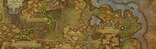 Se récupère sur Drakum dans la jungle de Tanaan