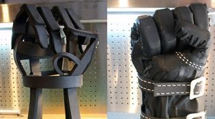 Confection des gants