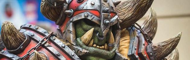 Cosplay Orc par Steven K. Smith