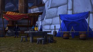 De nouvelles tentes sont installées