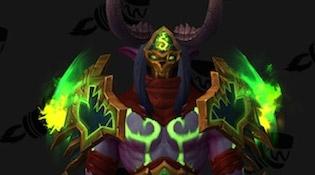 Nouveau modèle l'ensemble Chasseur de démons