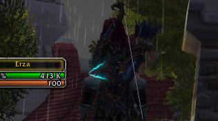 Le carquois de retour à Legion