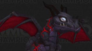 Dragonnet du Cauchemar d'Émeraude