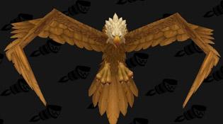 Modèle aigle royal