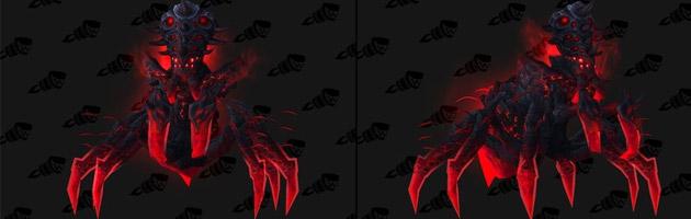 Modèle araignée du cauchemar dans Legion