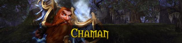 Les changements apportés au Chaman à Legion