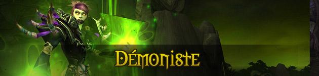 Les changements apportés au Démoniste à Legion