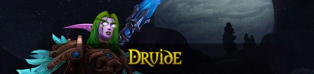Les changements apportés au Druide à Legion