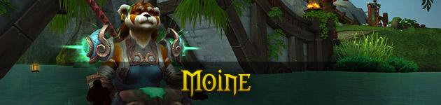 Les changements apportés au Moine à Legion