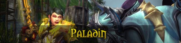 Les changements apportés au Paladin à Legion