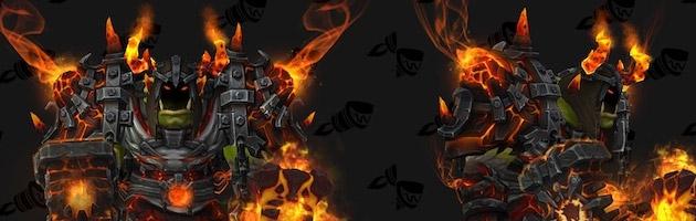 Set T19 Mythique Chaman dans Legion