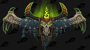Glaives Azgalor - Chasseur de démons Dévastation