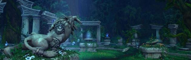 Arène de l'extension Legion : la chute d'Ashamane
