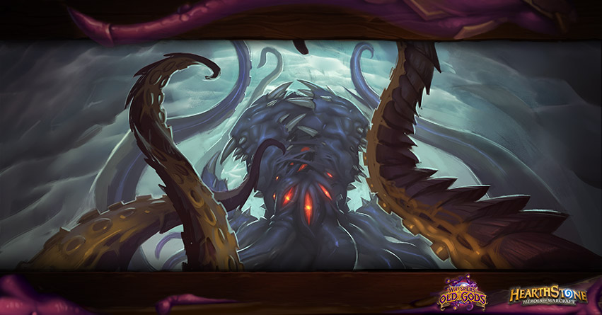 Artwork officiel du Dieu très ancien N'Zoth