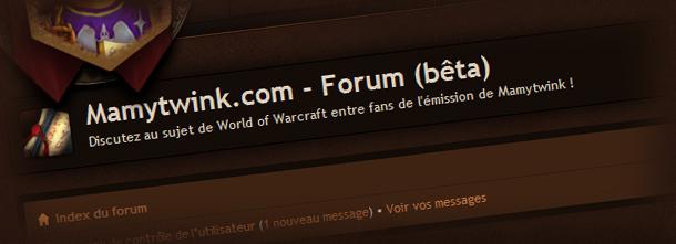 Les discussions des forums de Mamytwink à ne pas manquer !