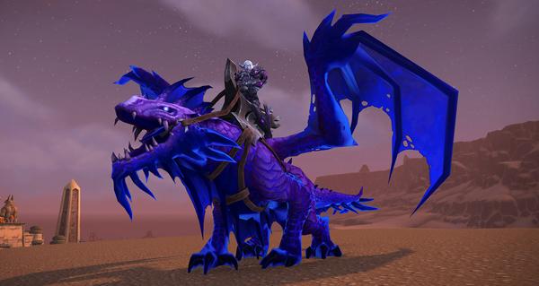 Aile-du-Vide non corrompue - Monture World of Warcraft