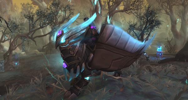 Aquilon désavoué - Monture World of Warcraft