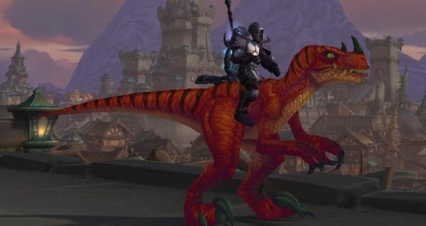Arrache-Crâne - Monture World of Warcraft
