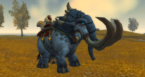 Brocheperle sombrepoil - Monture World of Warcraft