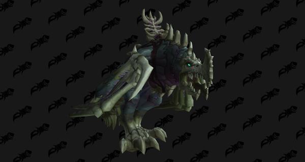 Carneroc suture-os - Monture World of Warcraft
