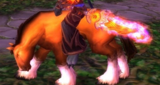 Cheval des montagnes - Monture World of Warcraft