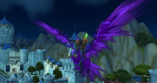 Oeuf corrompu de Millagazor - Monture World of Warcraft