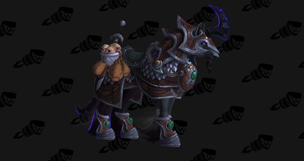 Coursier royal prestigieux - Monture World of Warcraft