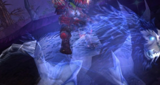 Coursier du vent spectral - Monture World of Warcraft
