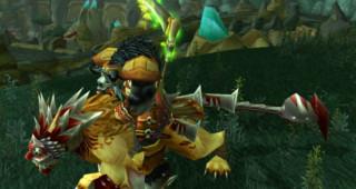 Coursier du vent rouge rapide - Monture World of Warcraft