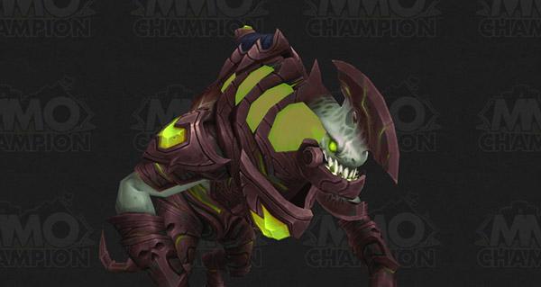 Crache-acide - Monture World of Warcraft