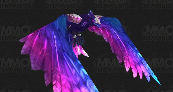 Cristal d'invocation du Kirin Tor monture WoW Legion