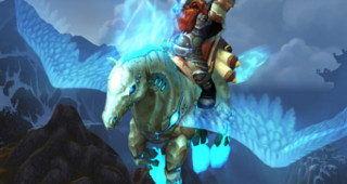 Deckstrier ailé - Monture World of Warcraft