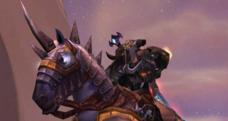 Destrier d'Argent - Monture World of Warcraft