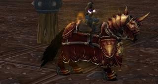 Destrier thalassien - Monture World of Warcraft
