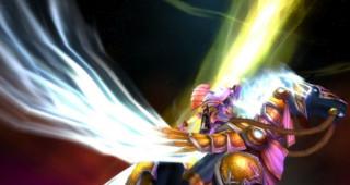 Destrier de Tyraël - Monture World of Warcraft