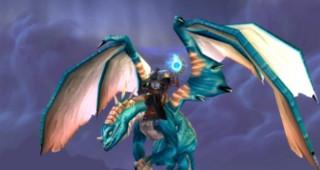 Rênes de drake bleu - Monture World of Warcraft