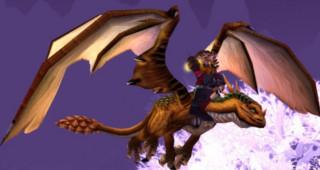 Rênes de drake bronze monture WoW Wrath of the Lich King
