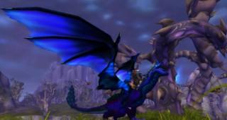 Rênes de drake du Crépuscule monture WoW Wrath of the Lich King