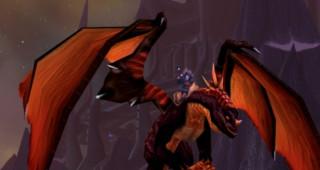 Rênes de drake noir - Monture World of Warcraft