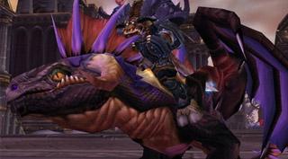 Rênes de drake onyxien monture WoW Wrath of the Lich King