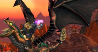 Drake tacheté - Monture World of Warcraft