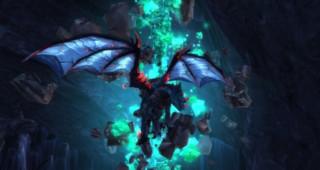 Rênes de drake de pierre volcanique - Monture World of Warcraft